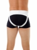 Underworks Unisex Inguinal Hernia Cotton Support Brace Inguinal Hernia Support Brace alleviates pain and discomfort of the left, right or both