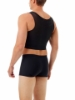 Picture of The Cotton Lined Power Chest Binder Top - Slightly Irregular Garment