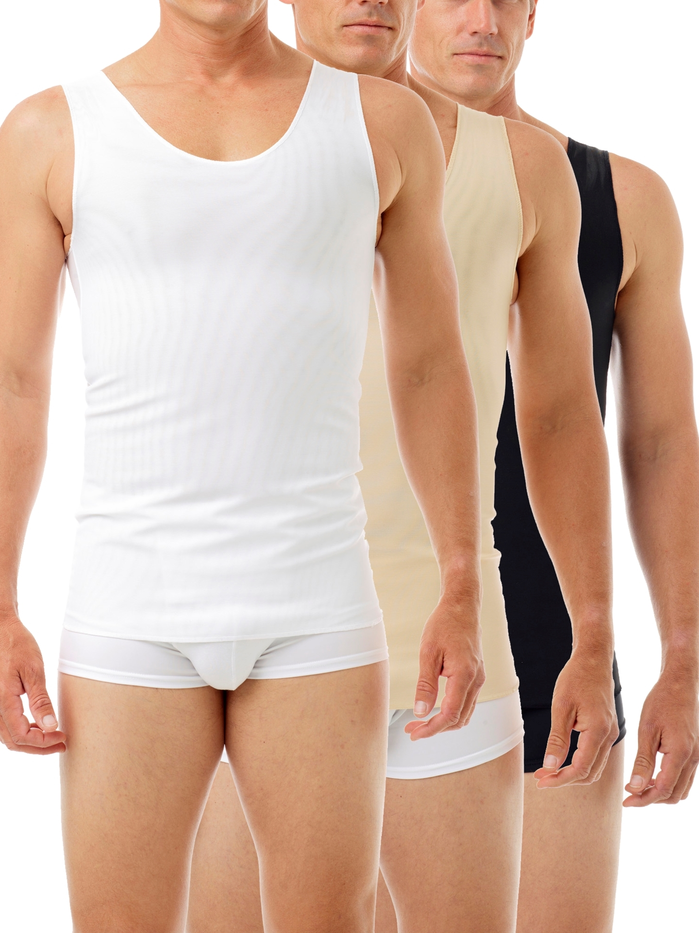 Picture of Ultimate Chest Binder Tank 3-Pack
